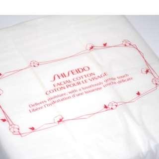 Shiseido Japan Makeup Facial 100 Cotton Pads 165 Sheets