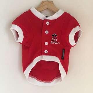 Los Angeles Angels baseball jersey