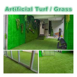 Synthetic Grass Carpet / Turf (2 meter width)