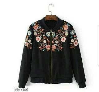 Jelly jacket black