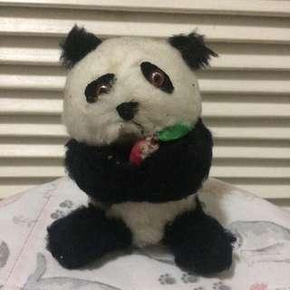Collectible Panda Toy
