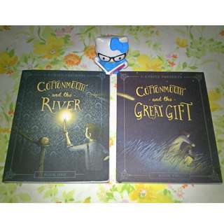 C.S. Fritz BOOK PAIR * Cottonmouth and the River (Freddie Cottonmouth #1) * Cottonmouth and the Great Gift (Freddie Cottonmouth #2)
