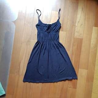 #20under SUPRE keyhole summer dress