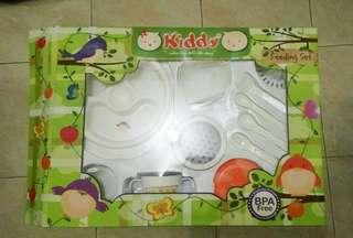 Kiddy Feeding Set
