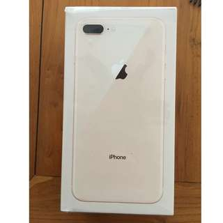 iphone 8 plus - new
