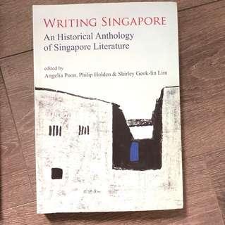 Writing Singapore - anthology