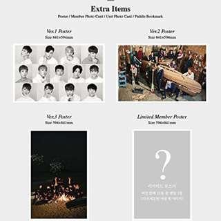 LF going seventeen posters