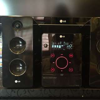 LG Sound System Hi-fi Set
