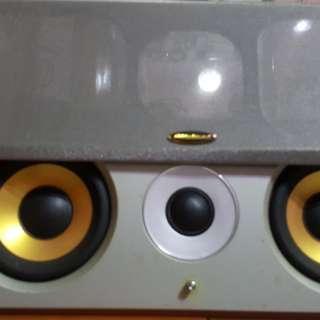 Accusound center speaker