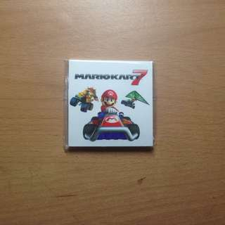 Mario kart post it