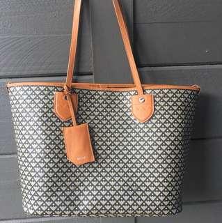 Authentic Bally Bernina Tote Bag