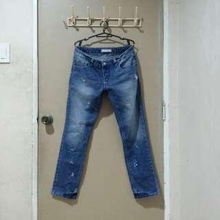 True Love (Kinda) Straight Jeans