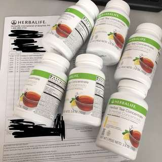 康寶萊herbalife 即溶草本飲品