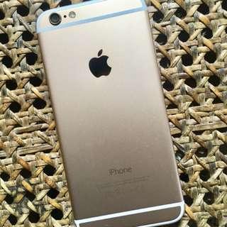 32gb iPhone 6 in Gold