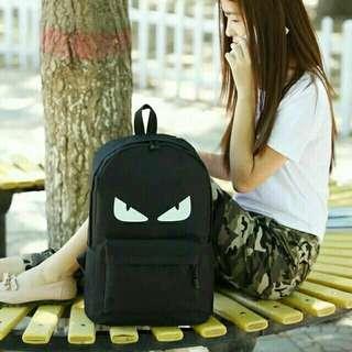 Glow in Dark Shoulder Bagpack