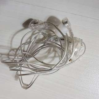 Mee audio transparent