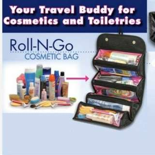 Roll & Go Cosmetic/ Toiletries Bag
