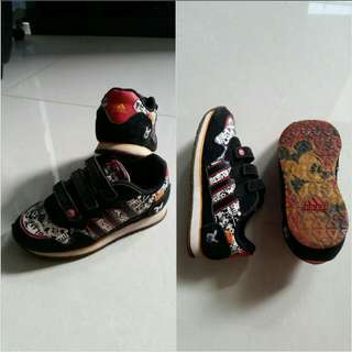 Adidas Mickey Mouse and See Kai Run