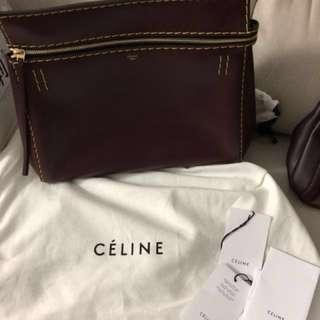 Celine 全新真皮手袋