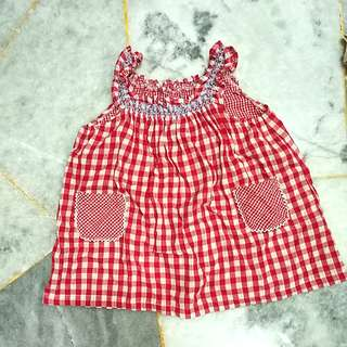 Baby Girl japan bought dress 1T