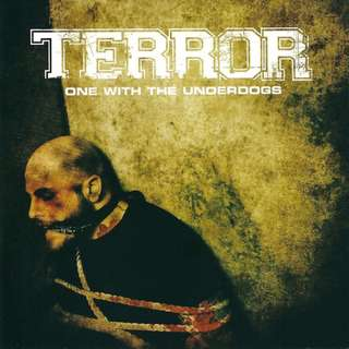 Terror One With The Underdogs cd