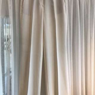 Country Road White Palazzo Pants