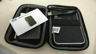 Wireless external hard drive,1tb... good as new