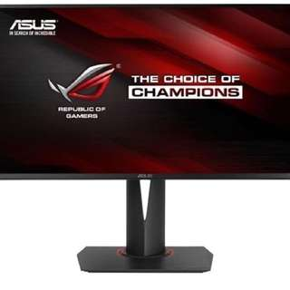 Asus 144hz Gaming Monitor PG278Q 27 inch