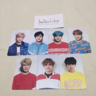 [READY STOCK] BTS LOVE YOURSELF V VER DUPLICATED/REPLICA PHOTOCARD