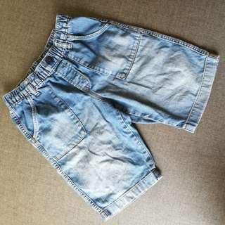 Pre❤ UNIQLO Boy's Shorts Jeans