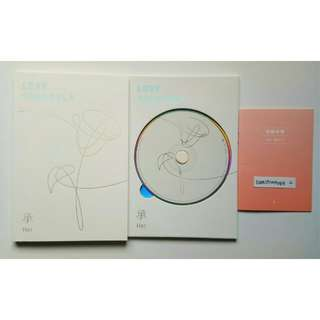WTS BTS Love Yourself album