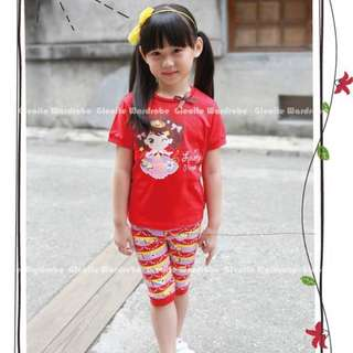 Girl Casual Wear - Suitable 18M - 2Y