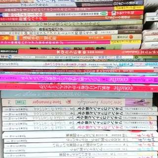 手作拼布工具書.中日文版都有書況極佳.每本只要100元