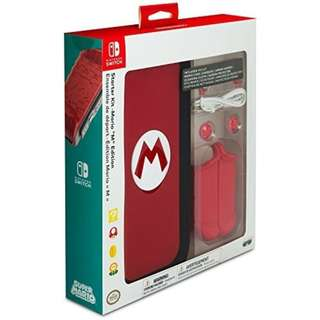 Starter Kit Mario M / Icon Ed Nintendo Switch