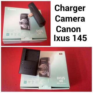 Charger Camera Canon Ixus 145
