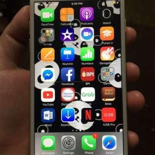 iphone 6 GLOBELOCKED