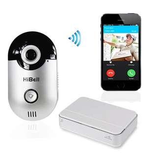 HiBell Smart Wi-Fi Video Doorbell
