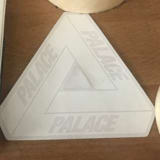 Palace stickers