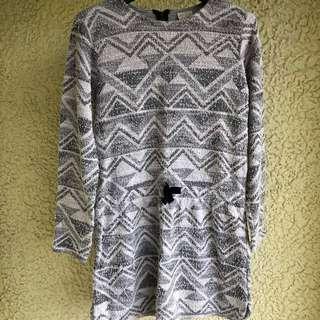 Zara Girls Knitted Dress