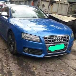 Audi S5 Quatro 4.2 Auto