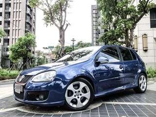 全額貸。2005年 福斯 TDI GTI式樣 3500元可交車 多功能方向盤 可履約保證無重大事故泡水