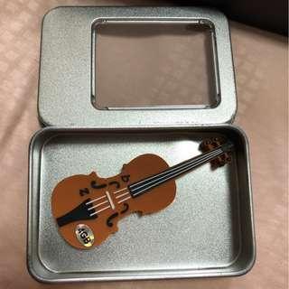 Thumbdrive 4GB Violin