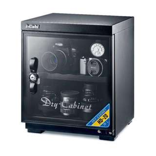 i-Cabi HD20 Electronic Dry Cabinet (20 Litre)