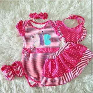 Baby 5in1set 0-6bln