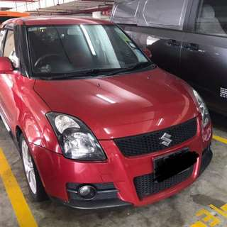 Suzuki Swift Sports Edition 1.6M Keyless