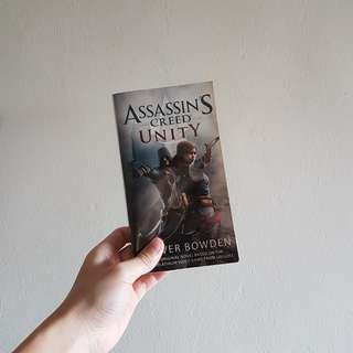 Assassin's Creed Unity [Paperback Book]