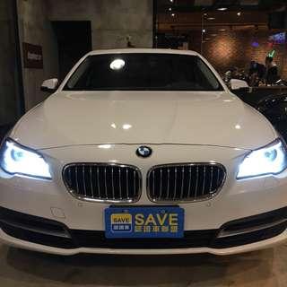 2014  BMW 528I  滿配