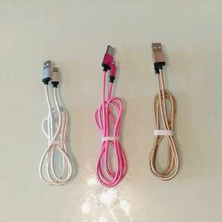 Iphone Samsung 兩用插電線 一線兩用 大量現貨