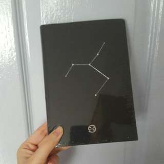 Cancer Horoscope Notebook