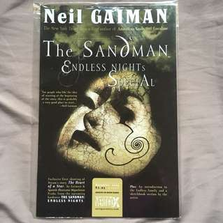 The Sandman Endless Nights Special